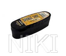 Губка для взуття Blyskavka БЕЗКОЛІРНА ЛОДОЧКА  (4820055140843)
