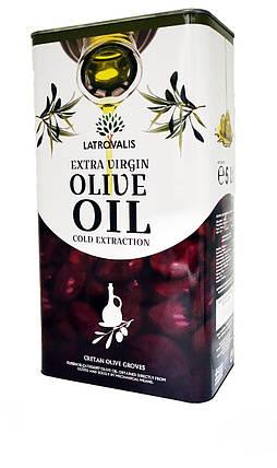 Оливкова олія Olio Extra-Vergine di oliva 5 л, фото 2