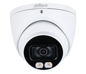 5Мп HDCVI видеокамера Dahua с подсветкой