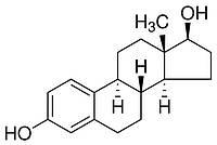 L03801 b-Эстрадиол, 99% (в сухом веществе), около 3% воды, 5 г (Alfa)