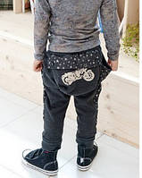 Брюки детские с задним карманом