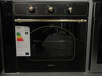 Sistema Rustico OWR12-KM6 (600 мм.) электрический, встраиваемый духовой шкаф цвет эмаль антрацит
