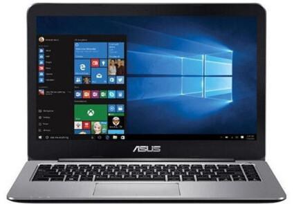 Ноутбук ASUS E403N-Intel-Celeron N3350-1.10GHz-4GB-DDR3-60GB-SSD-W14-Web-(B)- Б/У
