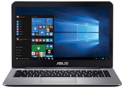 Ноутбук ASUS E403N-Intel-Celeron N3350-1.10GHz-4GB-DDR3-60GB-SSD-W14-Web-(B)- Б/У, фото 2