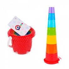 """Іграшка """"Пірамідка ТехноК"""", арт.6962"""