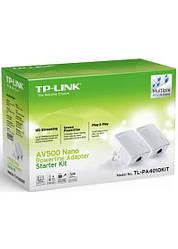 Адаптер PowerLine TP-Link TL-PA4010KIT
