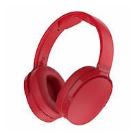 Наушники накладные беспроводные с микрофоном SkullCandy Hesh 3.0 BT Red