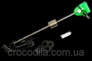 Механический сигнализатор поклевки EOS 8925134 зеленый