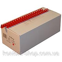 Пружины пластиковые 14 мм красные (100 штук), фото 2