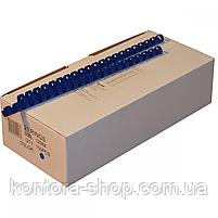 Пружины пластиковые 12 мм синие (100 штук), фото 2