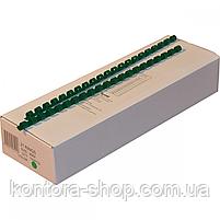 Пружины пластиковые 8 мм зеленые (100 штук), фото 2