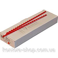 Пружины пластиковые 6 мм красные (100 штук), фото 2