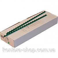 Пружины пластиковые 6 мм зеленые (100 штук), фото 2