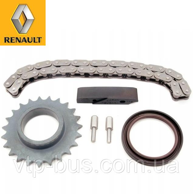 Ланцюг приводу масляного насоса на Renault Trafic / Opel Vivaro 1.9 dCi (2001-2006) Renault (оригінал) 7701473163