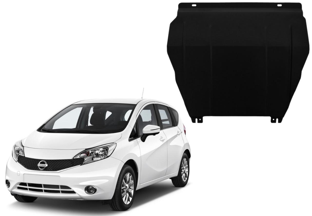 Защита двигателя Nissan Note E12 2012-2021