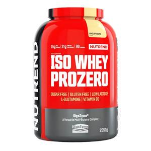 Спортивное питание Nutrend Iso Whey Prozero