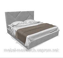 """Кровать """"Сити"""" с под/мех."""