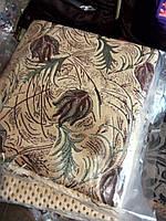 Дивандек, велюровое покрывало на диван и кресла