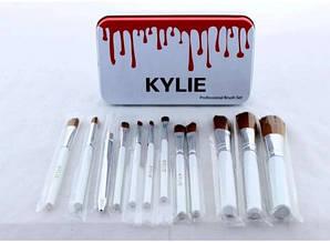 Кисточки для макияжа Make up brush set Белые