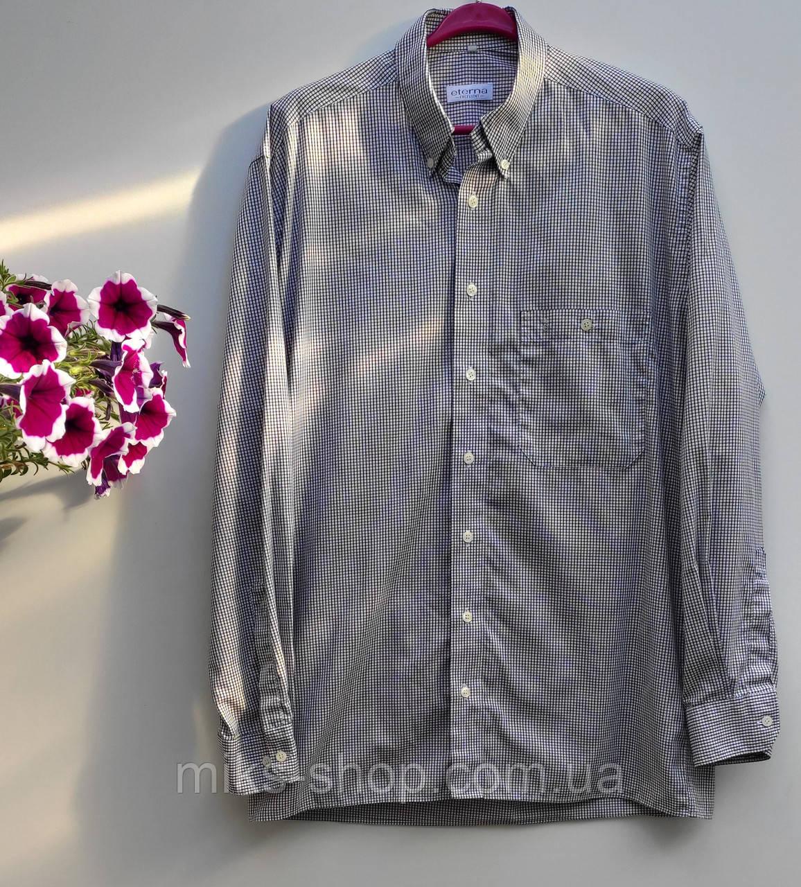 Чоловіча сорочка Eterna Розмір  L ( Я-93)