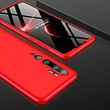 Пластиковая накладка GKK LikGus 360 градусов (opp) для Xiaomi Mi Note 10 / Note 10 Pro / Mi CC9 Pro, фото 2