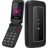 Мобильный Телефон Nomi i2400 Black - Бабушкофон