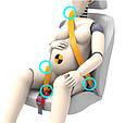 Адаптер автомобильного ремня для беременных INSAFE Seatbelt Guide, фото 3