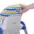 Стульчик для кормления Kronos Toys M 3233-9 Синий (int_M 3233-9), фото 6