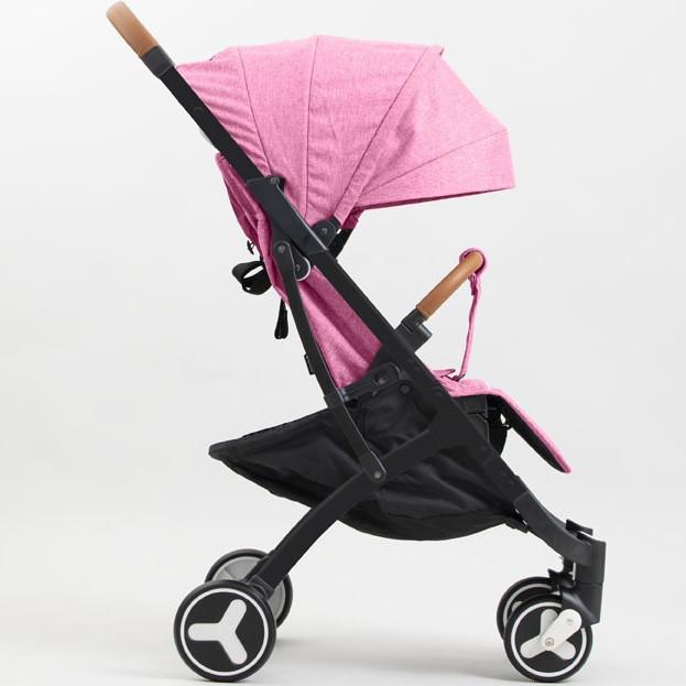 Детская прогулочная коляска YoyaPlus 3 Розовая (959766888)