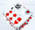 Busy Cube Красный с белым (hub_bVsC69415), фото 5