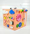 Развивающая игрушка Tornado Busy Cube Оранжевая (hub_jJMC23162), фото 6