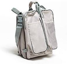 Детская люлька-сумка переноска 2 в 1 для новорожденных Brights Two (1050295647)