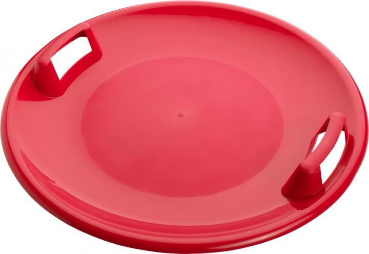 Ледянка круглая Kronos Toys диск НЛО 64 см Красный (WSP170023_2)