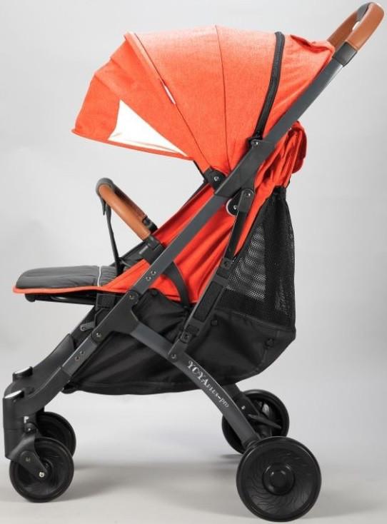 Детская прогулочная коляска Yoya Plus Pro Красная