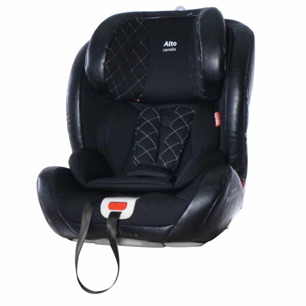 Автокресло CARRELLO Alto CRL-11805 ISOFIX Black Panter (TI00008)