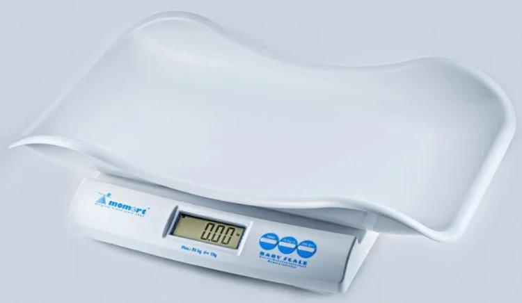 Весы электронные для новорожденных Momert (AIR000010)