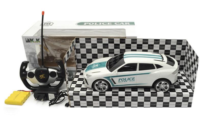 Машина на радиоуправлении Lamborghini Urus Полиция K.K (3699-AE5)