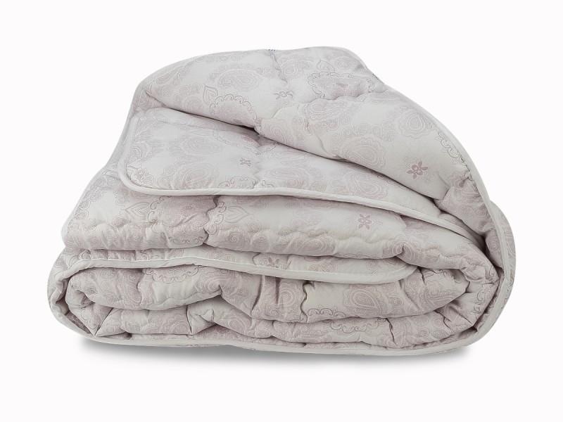 Одеяло Leleka-Textile Аляска Шерсть Полуторный 140х205 см Узор (1005566)
