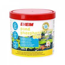 Средство для удаления фосфатов PO4 EHEIM pond phosphate OUT 500 г