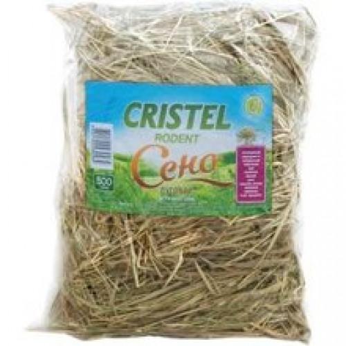 Сено луговое Cristel Rodent 0,5кг для грызунов