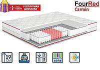Матрац Carmin 19см 140*200 (Poket Zone 5) Кармін серія Red Four, фото 1