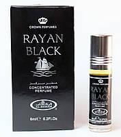 Мускусный аромат Rayan Black (Райан Блэк) от Al Rehab, фото 1