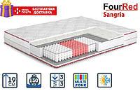 Матрац Sangria 19см 140*200 (Poket Zone 5) Сангрія серія Red Four, фото 1