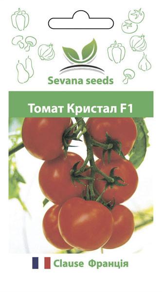 Семена томата Кристал F1 10 шт.  индетерминантный Clause