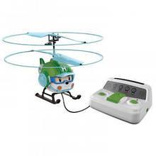 Вертолет Silverlit Robocar Poli Хейли на дистанционном управлении (83390)