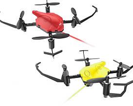 Бой квадрокоптеров на радиоуправлении Wowitoys Battle Drone (WWT-H4816S)