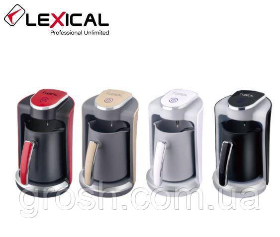 Електрична кавоварка LEXICAL LCP-0520 400W