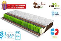 Матрас Omega 21см 190*160  EMM Омега Органик (сис-ма климат-контроль+биококос) , фото 1