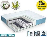 Матрас Red Sea 20см 80*200 PhytoLife водоросли SPA+хлопок (без поролона!), фото 1