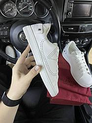 Женские кроссовки Valentino Garavani White (белые)